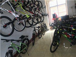因生二胎無暇照顧生意現庫存山地車自行車賠本低價處理有意電聯13181999488
