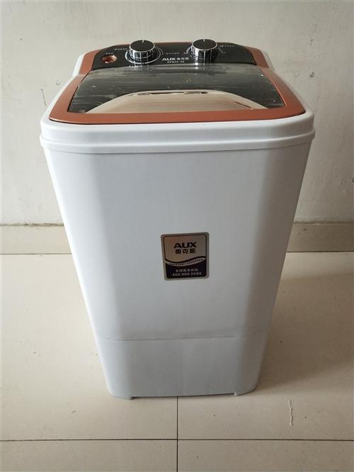 奥克斯单桶洗衣机一台,9成新,100块钱转让,另加20元可送9成新德尔玛空气加湿器一台,需要请联系我...