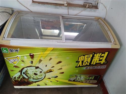 二百七十升全冷冻展示柜,七成新,冷冻效果极佳,