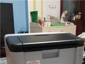 新黑白激光打印机,买来急用的,刚买4天,兄弟牌的,现在闲置了,入手900+,用了一次,现在出售,接小...
