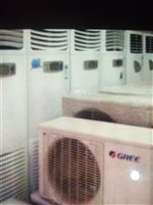出售大量二手空调!带装机,移机!加气,维修