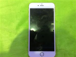 苹果6Splus 玫瑰金的国行16G 全网通成色95新 靓机无拆无修 带原装充电器