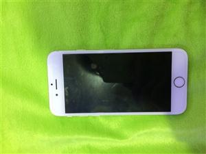 苹果6S 银色64G 全网通成色95新 靓机无拆无修 带原装充电器