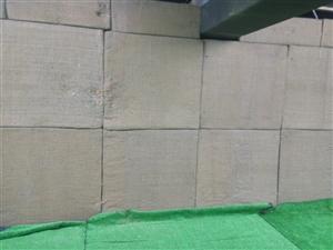 靶墙  20公分厚