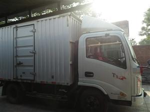 唐俊厢式货车2016