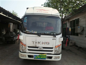 唐俊厢式货车