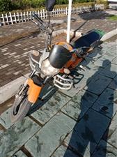 二手150发动机摩托车低价出售