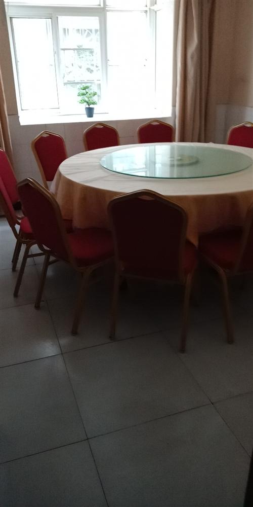 1.80米,1.5米圆径餐桌