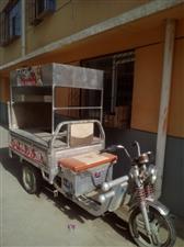 因本人外出打工,现有一辆摩托三轮车出售!