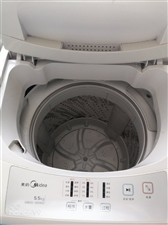 有一台全自动洗衣机出售