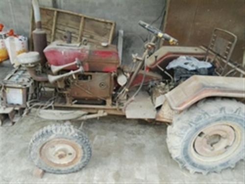 专业回收拖拉机三马农用车