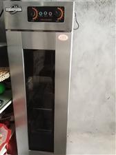面食发酵箱,九成新十二层温湿度调节。