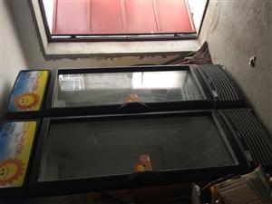 展示冰柜一个