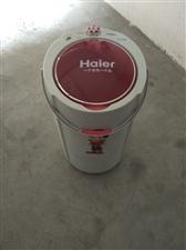 海尔洗衣机,闲置物品处理,联系电话:15963061065