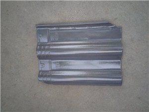 廠家低價直銷歐式琉璃瓦,助力商南冰雹災區市民