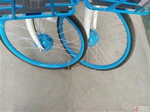 共享单车占为己有