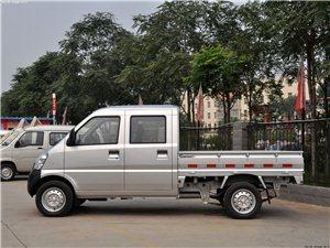 2018年1月刚买的五菱荣光双排座小货车