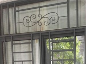 福达防盗纱门窗