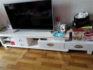 九成新电视柜现便宜处理300
