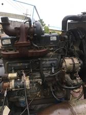 15年9月分的柴油发动机,用过一个月,发动机型号4105和新的没有区别,水箱齐全,用不上了现在便宜处...