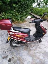 闲置的摩托车出售,需要的电话联系