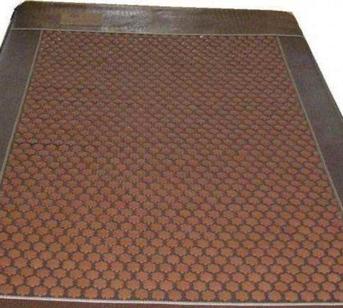 大型温热褥垫KCM-5500,九成新,刚买不久因搬家换床规格不同,预出售,价格面议!