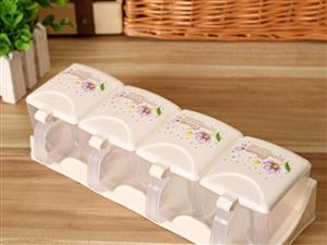 家用厨房调料盒处理。全新商品。V信www2074商品在彩云街
