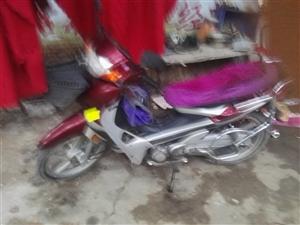 隆鑫110摩托车,七八成新,闲置,非诚勿扰,
