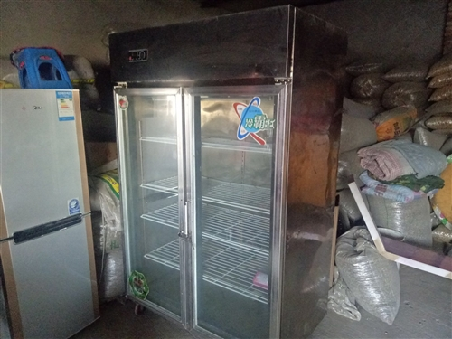 品牌白鋼保鮮柜1500元臥試品牌冷柜1600元