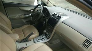 本人因换车急出08年丰田卡罗拉1.8自动挡价格便宜
