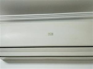 个人用的大一匹变频空调,买时3000多,京东有售,搬家处理了,风可大了,压缩机很静