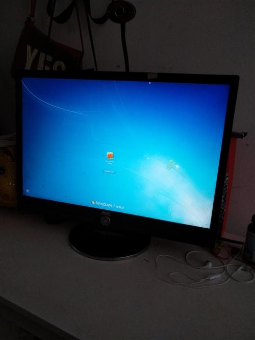 出售电脑显示器24寸
