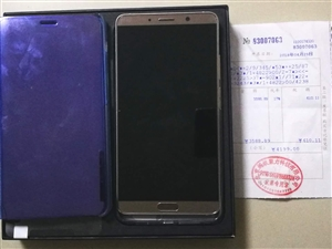 因获赠新手机一部,现将2018年5月4日购得的华为MATE10手机低价转让,6G,128G,标配,另...
