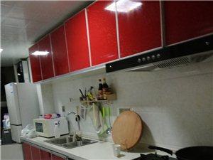 二手橱柜门 红色二手橱柜门处理,用了一年多,想换个颜色,地柜10片(40.5*64/8片,41*64...