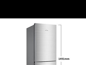 美的冰箱,型号BCD-175M,静音节能双门,全新机未使用,原价1299元,现低价出售。同城交易需自...