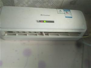 春兰空调冷暖效果均好,8成新,包送货安装,半年包换,18311496932