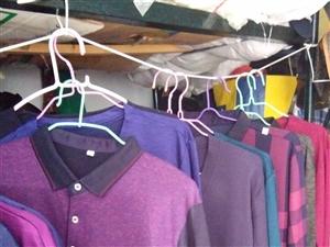 断码处理长袖衫,短袖衫,一侓40元,就这几件有要的联系我