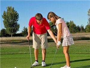 高尔夫运动教学