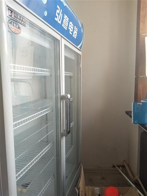 出售冰柜自己店不用了用了1年左右