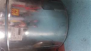 九成新的烤烧饼炉,不会用