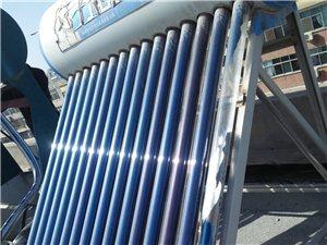 專業太陽能維修安裝清冼。更換真空管,冷熱水管道