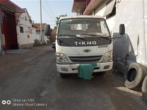 八吨六五的唐骏货车,全手续转让