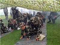 凤翔幼儿园6月1日在体育中心举行梦幻海陆空大型军事演习活动取得圆满成功
