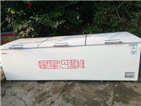 出售二手9.5成新 1680升星星特大冰柜,只用了几个月的。