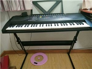 爱尔科61键电子钢琴,适合买来给宝贝练手,当时买来用了一周左右就一直闲置在家,八成新。需要的可邮寄等...