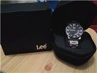转让全新Lee手表一个,刚买来5天,因不合适低价转