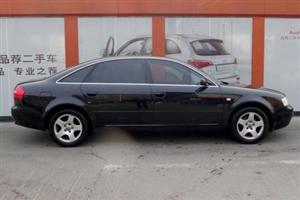 奥迪A6黑色 出售