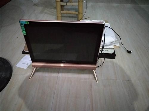 出九新20.5寸电视机,功能一切正常,本地自提