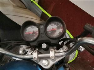 出售一台二手太子摩托车,9.5新,无事故,手续全。