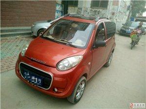 出售自家电动轿车